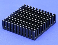 Cross Cut Heat Sinks