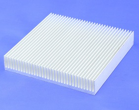 Plate Fin Heat Sink by Extrusion