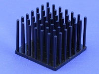 S801-3300-245 Cold Forged Round Pin Heat Sink