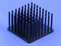 S801-4000-279 Cold Forged Round Pin Heat Sink