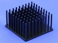 S801-4500-245 Cold Forged Round Pin Heat Sink