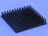 S801-6000-095 Cold Forged Round Pin Heat Sink