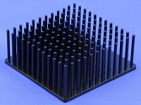 S801-6000-279 Cold Forged Round Pin Heat Sink